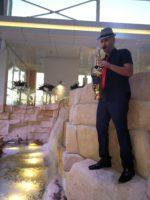סקסופון לחתונה